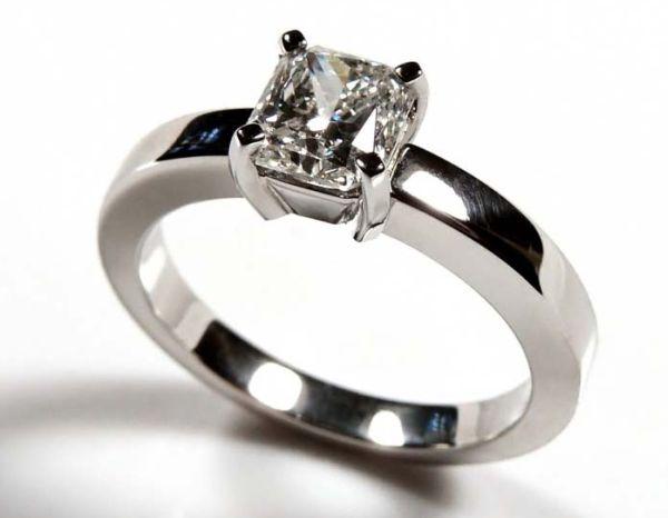 Chocolate diamond rings