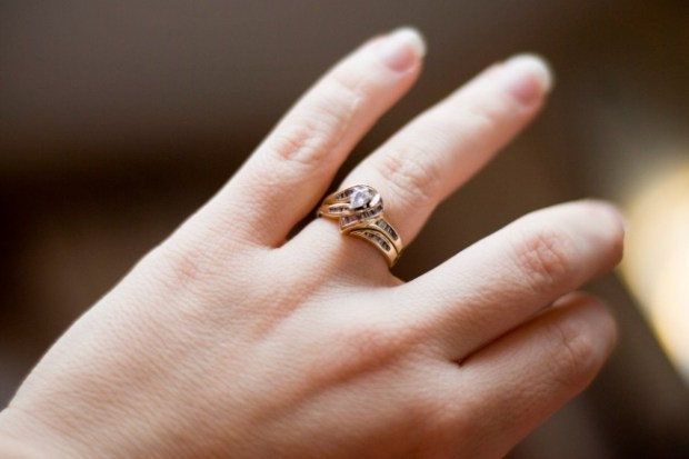 Right Ways To Wear Wedding Ring