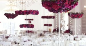 Wedding table themes