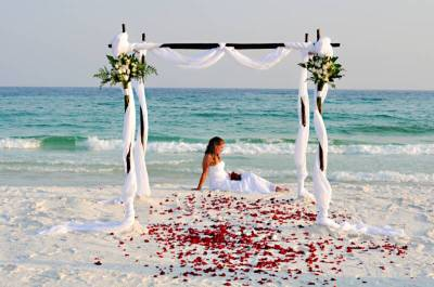 Decoration Ideas for the Beach Wedding | WeddingElation