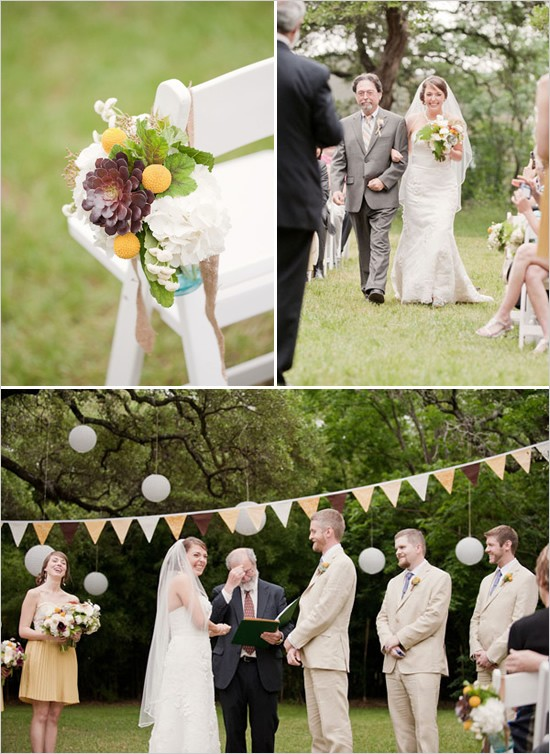 How the Super Thrifty Plan a Wedding