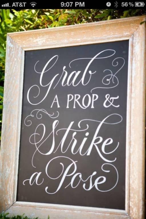5 Cute Wedding Sign Ideas