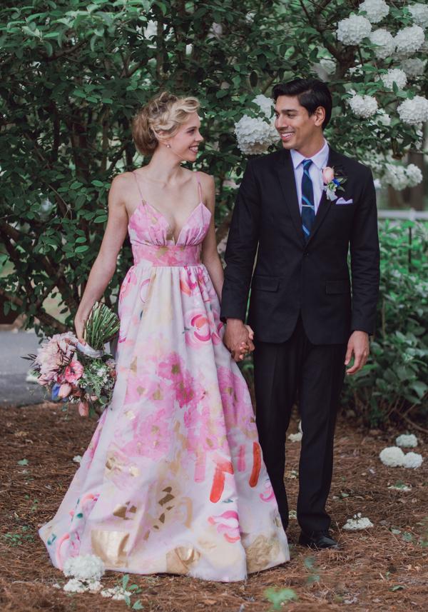 Bohemian Garden Chic Wedding Planning Ideas By
