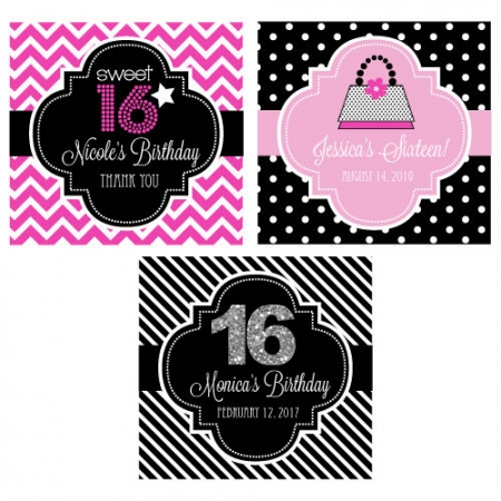 Personalized Sweet 16 (or 15) 2\