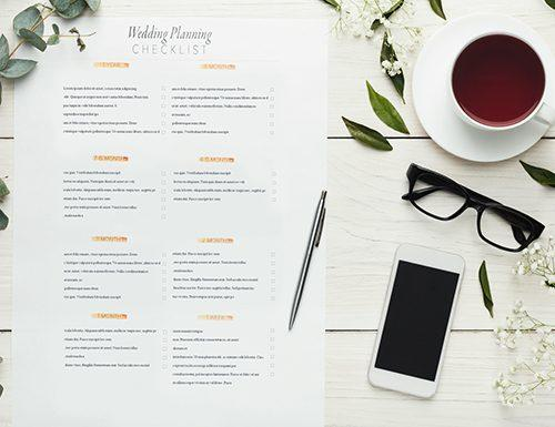 Wedding Planning Checklist Or Lists To Keep You Organized Wedding