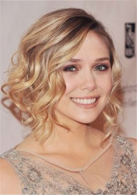Wedding-Hairstyles-For-Short-Wavy-Hair | WeddingInclude ...