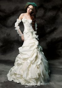 Maria Karin Couture 2011 Wedding Dress Collection ...