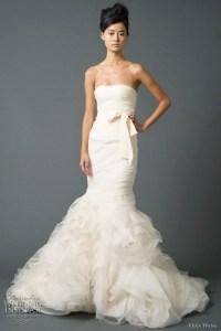 Vera Wang Wedding Dresses Fall 2011 Bridal Collection ...