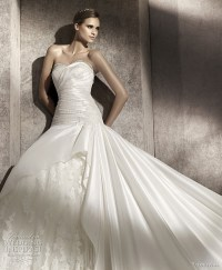 Pronovias Wedding Dresses 2012  Glamour, Dreams & Ball ...