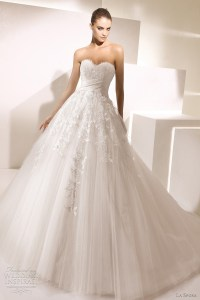 La Sposa Wedding Dresses 2012  Glamour Bridal Collection ...
