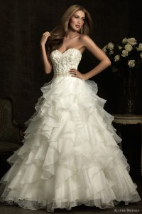 Allure Bridals Wedding Dresses Spring 2012 | Wedding Inspirasi