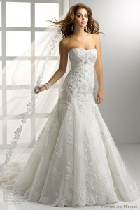 Sottero and Midgley Wedding Dresses 2012 | Wedding Inspirasi