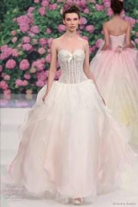 Atelier Aime 2013 Color Wedding Dresses | Wedding Inspirasi