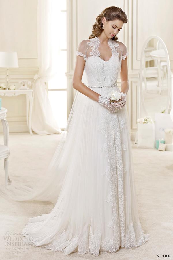 Nicole 2015 Wedding Dresses