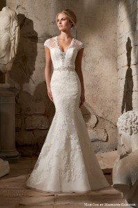 Mori Lee by Madeline Gardner Fall 2015 Wedding Dresses ...