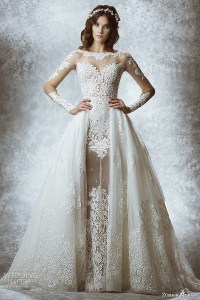 Zuhair Murad Bridal Fall 2015 Wedding Dresses | Wedding ...