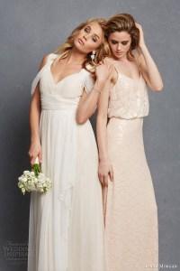 Donna Morgan Serenity Bridal Party Collection - crazyforus