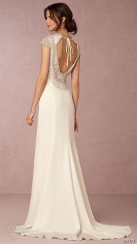 Silk Sheath Wedding Dresses | www.pixshark.com - Images ...