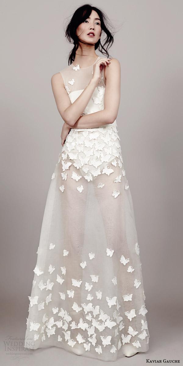 Kaviar Gauche 2015 Wedding Dresses: Papillon D'Amour ...