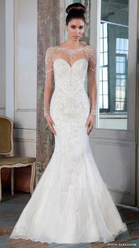 15 Elegant Spring 2016 Wedding Dresses By Justin Alexander