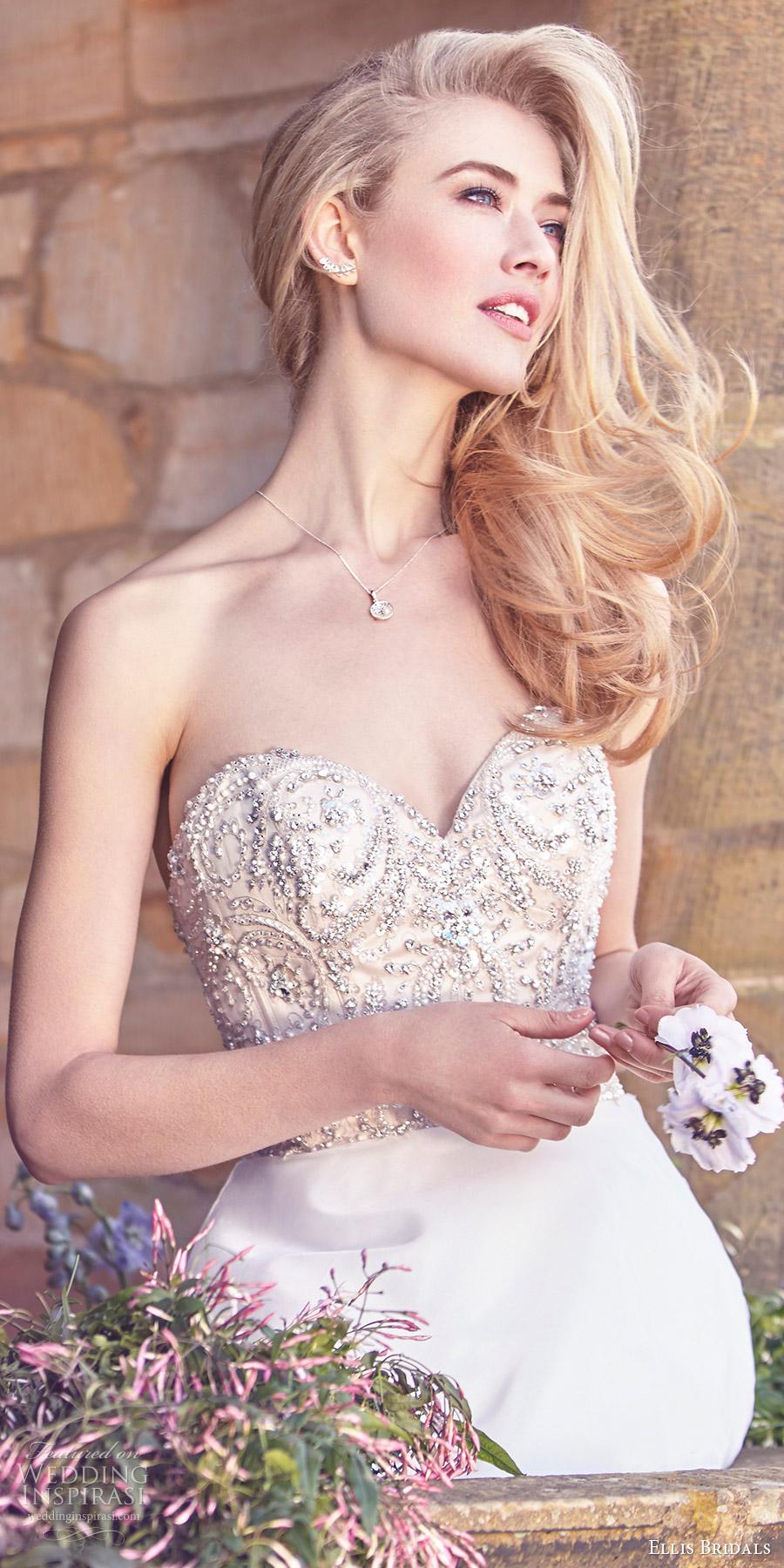 Ellis Bridals 2016 Wedding Dresses
