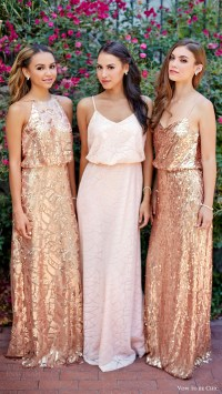 Bridesmaid Trend Report 2016  featuring Vow To Be Chic ...