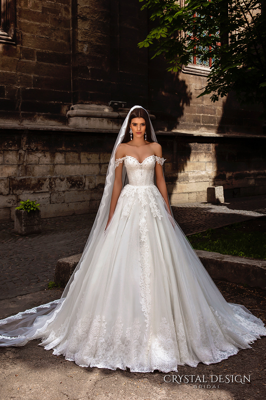 v neck wedding dress ball gown ball gown wedding dresses Ballgown Wedding Dresses A Dramatic Satin Ball Gown Has Bodice
