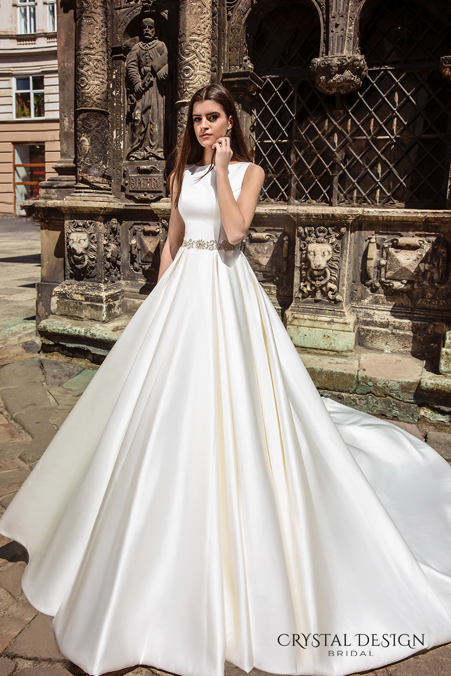elegant wedding dresses Elegant Wedding Dresses with Sleeves