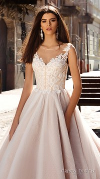 Crystal Design 2016 Wedding Dresses | Wedding Inspirasi