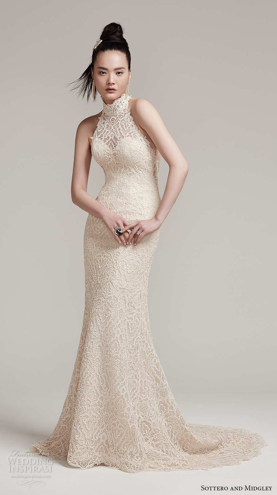 Stunning Cream Colored Wedding Dress Pictures Styles