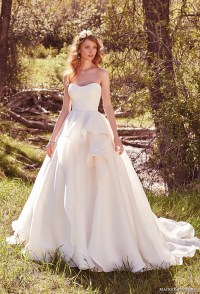 Maggie Sottero Spring 2017 Wedding Dresses  Avery ...