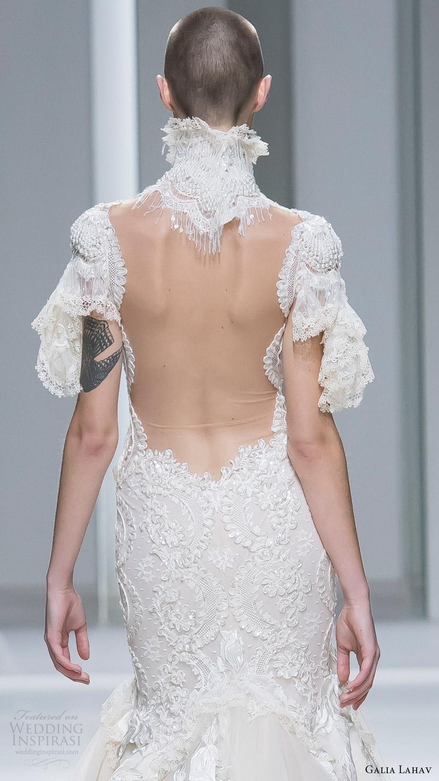galia lahav haute couture spring 2017 (miss genesis) gown bv