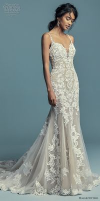 Maggie Sottero Fall 2018 Wedding Dresses  Lucienne ...
