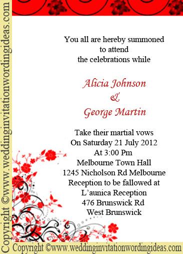 Unique Wedding Invitation Wording Tips and Ideas