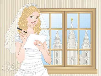 Nine-Month LDS Wedding Planning Checklist \u2013 LDS Wedding Planner - wedding planning checklist