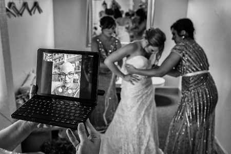 Get tech savvy for your wedding