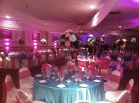 Setup for Quince at Royal Ballrooms - Quince/Sweet 16 Gallery