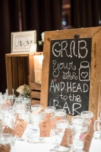 16 Masterful Mason Jar Wedding Ideas | weddingsonline