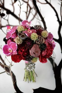 2012 Wedding Trends: Textural Bouquets