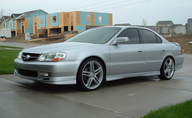46g0226a-3 2001 Acura Cl Type S Parts