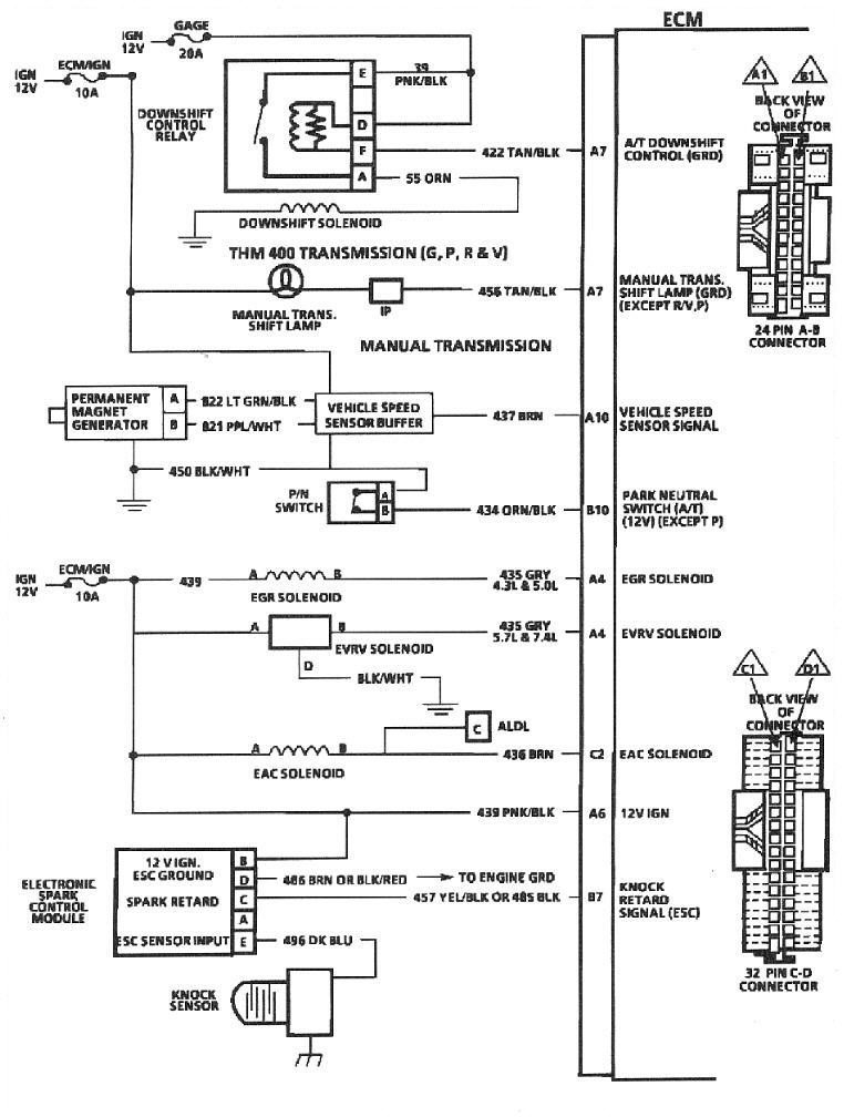 454 Engine Diagram Better Wiring Diagram Online