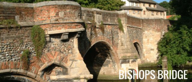 Bishops Bridge Norwich