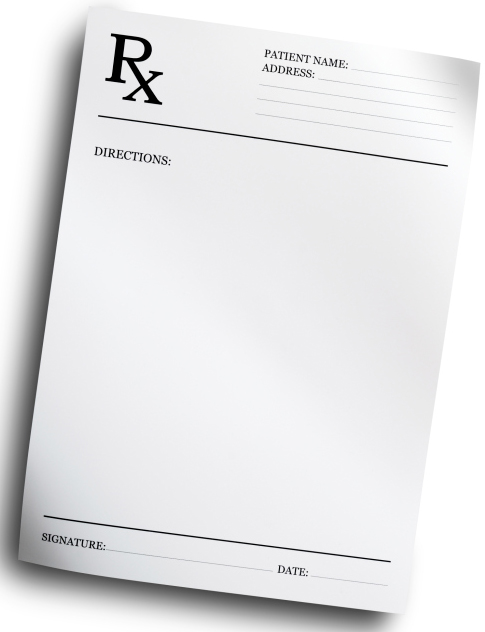 printable prescription pad