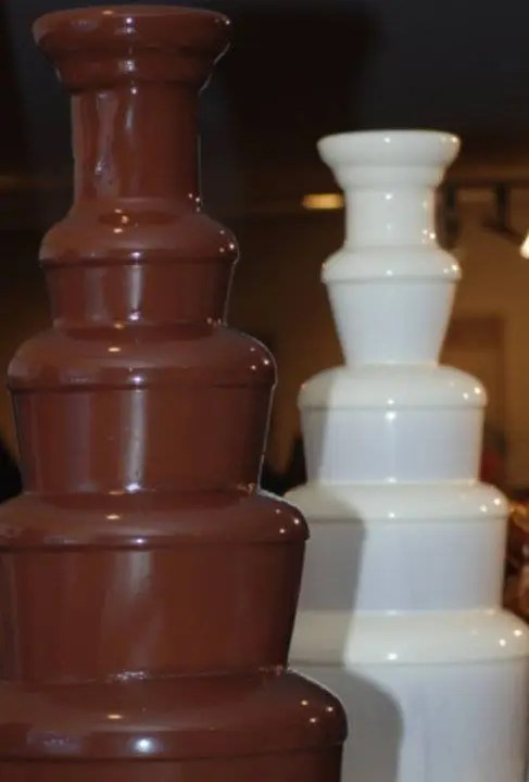 Chocolate Fountains...Go with the Flow!