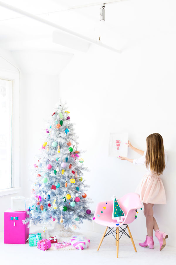 Wee Birdy The insideru0027s guide to shopping, design, interiors - simple christmas tree decorating ideas