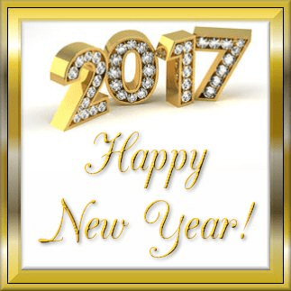 2017 Happy New Year
