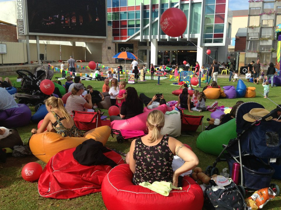 Free Outdoor Movies For Kids Perth