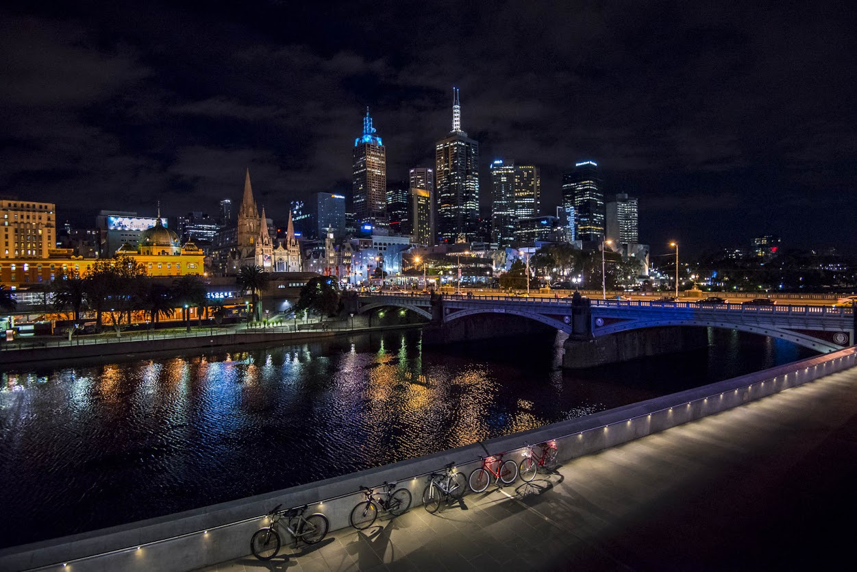 Skyline Car Wallpaper Hd Night Photography Course Melbourne
