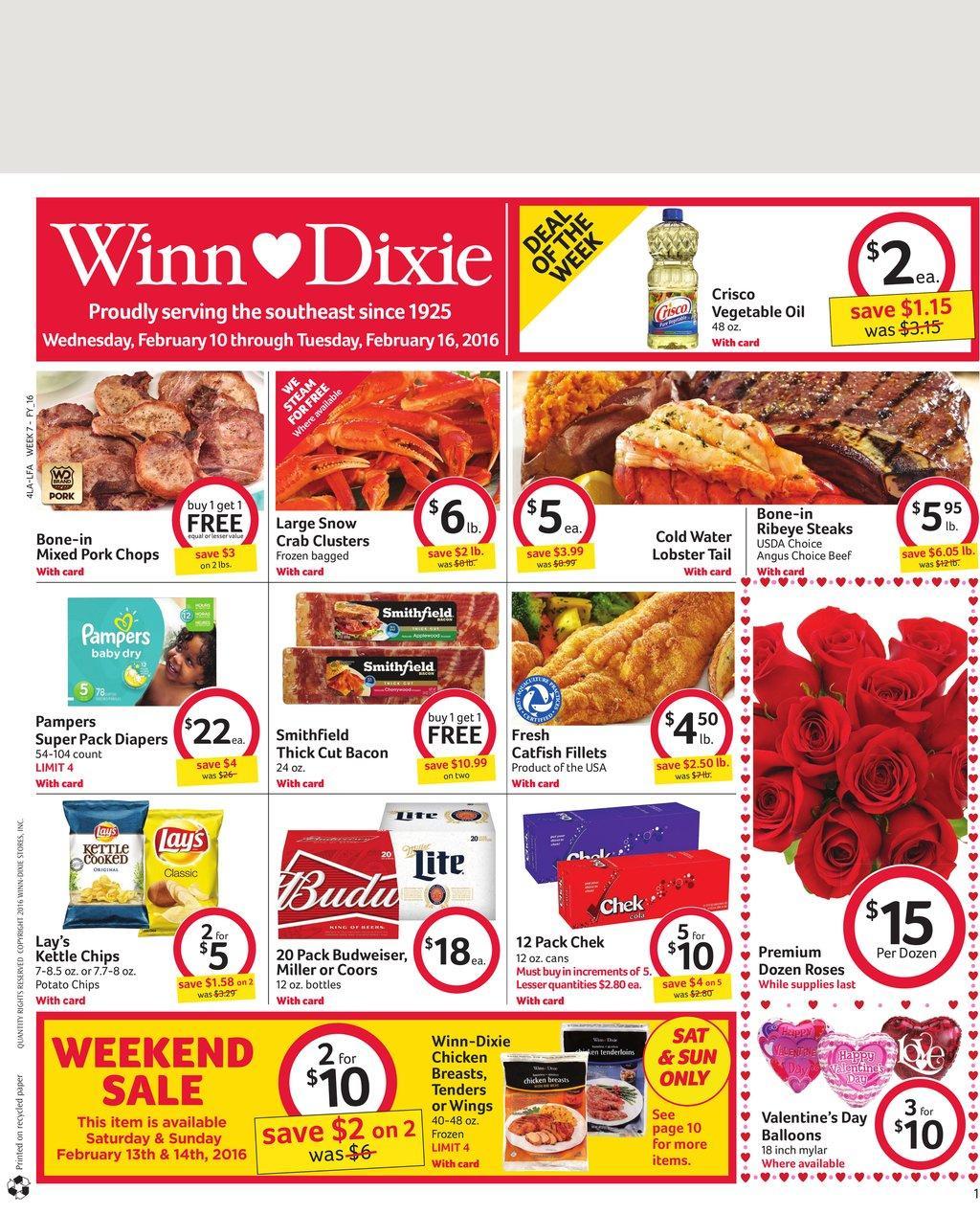windixie grocery