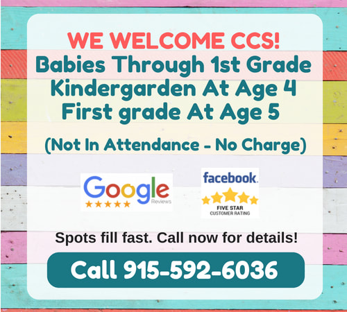 Contact Wee Wisdom Daycare Today - Daycare El Paso TX
